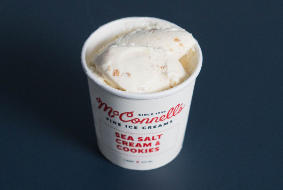 McConnell's Ice Cream: A Pint of Happiness